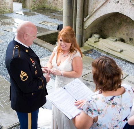 Wild Atlantic Wedding Celebrant